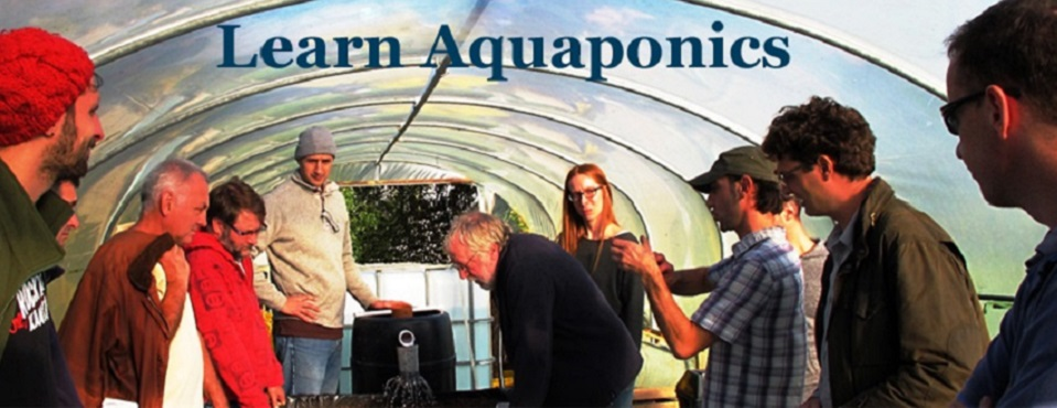Next 2 day Garden Aquaponics course 14-15 APRIL 2018
