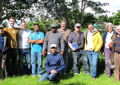ok May Comprehensive Aquaponics course 2016